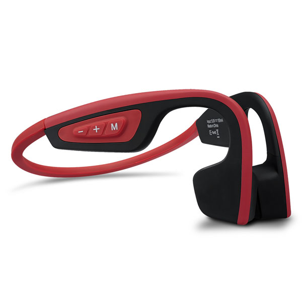 Bone conduction Bluetooth headset 14
